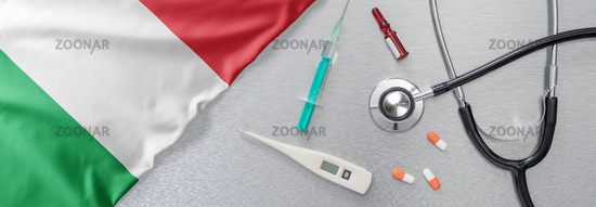Medical products and equipment - Italy