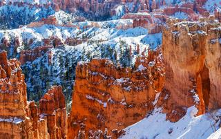 Winter in Bryce