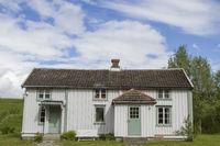 Landhaus in Norwegen