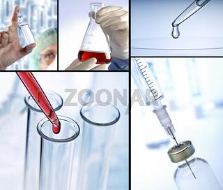 Szenen aus Forschung und Medizin