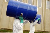 Drums used in chemical industry