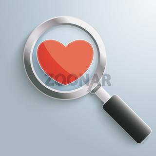 Loupe Heart