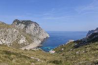 Landschaft an der Nordküste, Mallorca