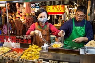 Kaohsiung night market