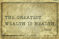 health wealth Virgil