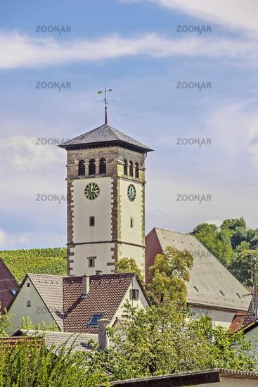St. Veits-Kirche  Stetten i. Remstal