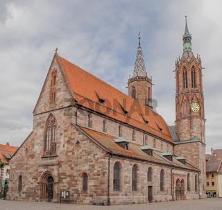 Münster  Unserer Lieben Frau Villingen, Villingen-Schwenningen,