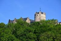 Burg Kranichfeld, Thüringen