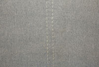 Grey textile fabric background