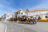 Stierkampfarena von Sevilla
