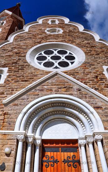 Christuskirche, Windhoek, Namibia | Christus Church, Windhoek, Namibia
