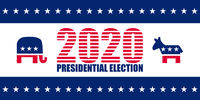 2020 Presidential election template