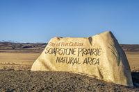 Soapstone Prairie Natural Area in northern Colorado