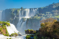 Iguazu waterfalls, South America