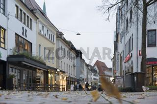 Einkaufsstraße Obernstraße