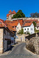 Bilder aus dem historischen Quedlinburg