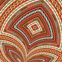 Tribal decorative design 7