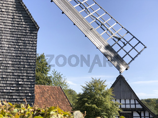 windmill in Bielefeld Farmhouse Museum