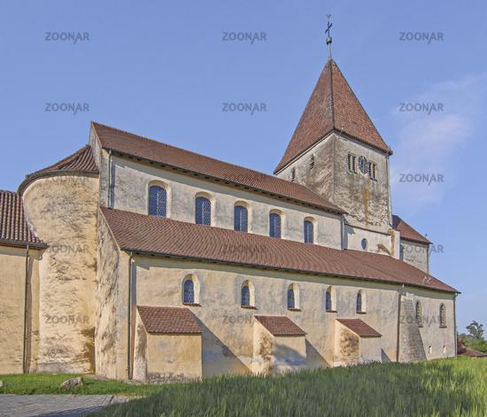 St. Georg, Insel Reichenau am Bodensee