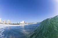 Wave Surfing Durban