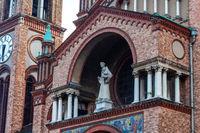 Saint Anthony of Padua church in Vienna