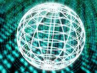 Globus und Matrix