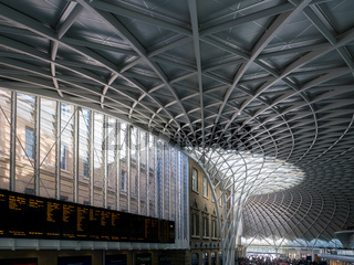 Kings Cross Underground Station