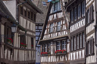 Straßburg - Fachwerkhäuser