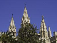 Kirche auf Mallorca