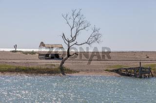 Fluss Manavgat- Uferlandschaft
