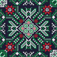 Romanian traditional pattern 194