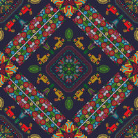Hungarian embroidery pattern 57