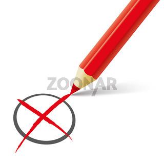 Red Pen Vote