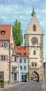 Franziskanertor Überlingen am Bodensee