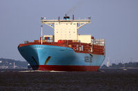 Containerschiff ELLY MAERSK