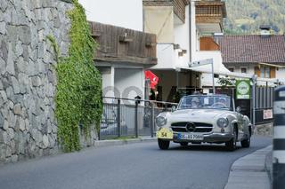 Südtirol Classic Cars_MERCEDES 190 SL