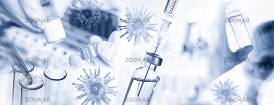 Corona Virus und Forschung
