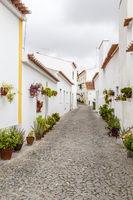Maurisches Viertel in Moura, Alentjeo, Portugal, moorish district in Moura, Alentejo, Portugal