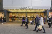 Kaufhaus Karstadt am Kurfuerstendamm, Berlin