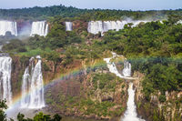 Powerful two-stage waterfalls
