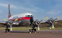 Historic British independent airline that operated from 1948 until 1968