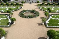 Barockgarten im Schloss Weilburg
