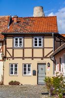 altes Backhaus Münzenberg Quedlinburg