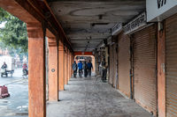 jaipur city street view