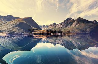 Norway landscapes