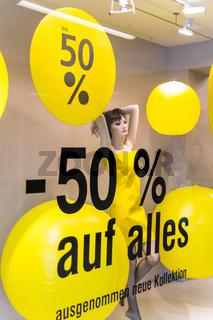 Preisnachlässe in Prozenten