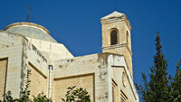 St. Lazarus Church in the West Bank town of al-Eizariya (Bethany)