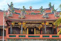 Yeoh Kongsi im Bezirk Little India im Herzen von George Town