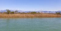 Am Ufer des Manavgat