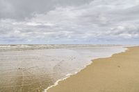beach scenery at Spiekeroog